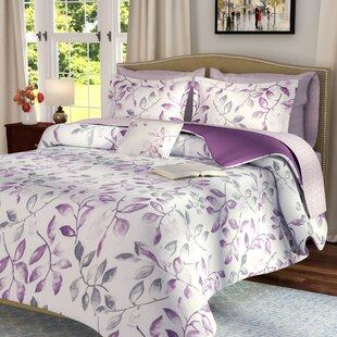 Skiles Comforter and Cotton Sheet Set by Red Barrel Studio