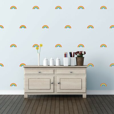 Rainbow Mini Pack Wall Decal