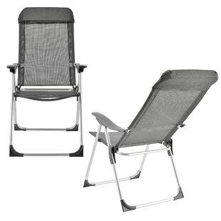 Sisodiya Reclining Garden Chair (Set Of 2) Image