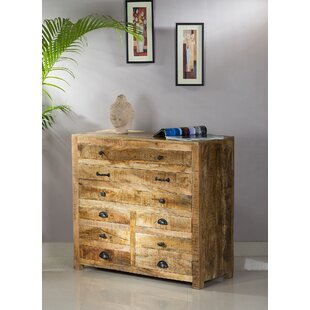 Accomac 6 Drawer Chest By Bloomsbury Market