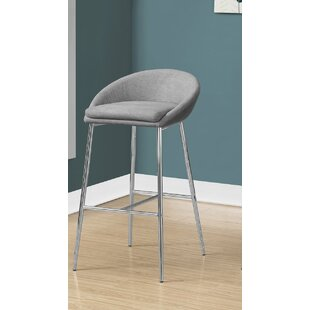 Best Reviews Crews 24 Bar Stool (Set of 2) by George Oliver Reviews (2019) & Buyer's Guide