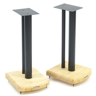 50cm Fixed Height Speaker Stand (Set Of 2) By Symple Stuff