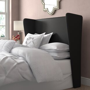 Best Price Fuentes Upholstered Wingback Headboard by Willa Arlo Interiors