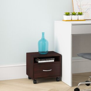 Raposa 1 Drawer Filing Cabinet By 17 Stories