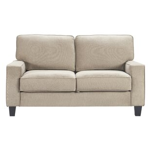 Palisades Standard Loveseat by Serta at Home