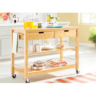 Darby Home Co Jones Streetee Kitchen Island