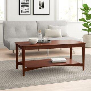 Ali Mid Century Coffee Table by Zipcode Design SKU:BC280268 Reviews