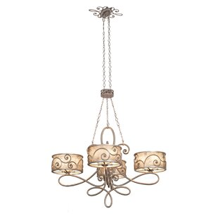 Kalco Windsor 20-Light Shaded Chandelier