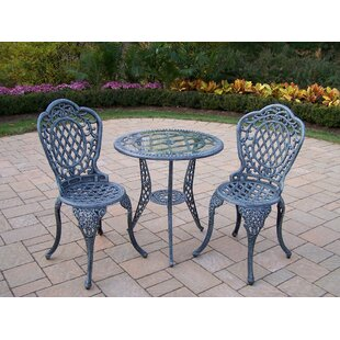 Mississippi 3 Piece Dining Set by Oakland Living