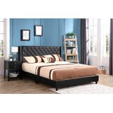 Connolly Tufted Upholstered Standard Bed by Mercer41
