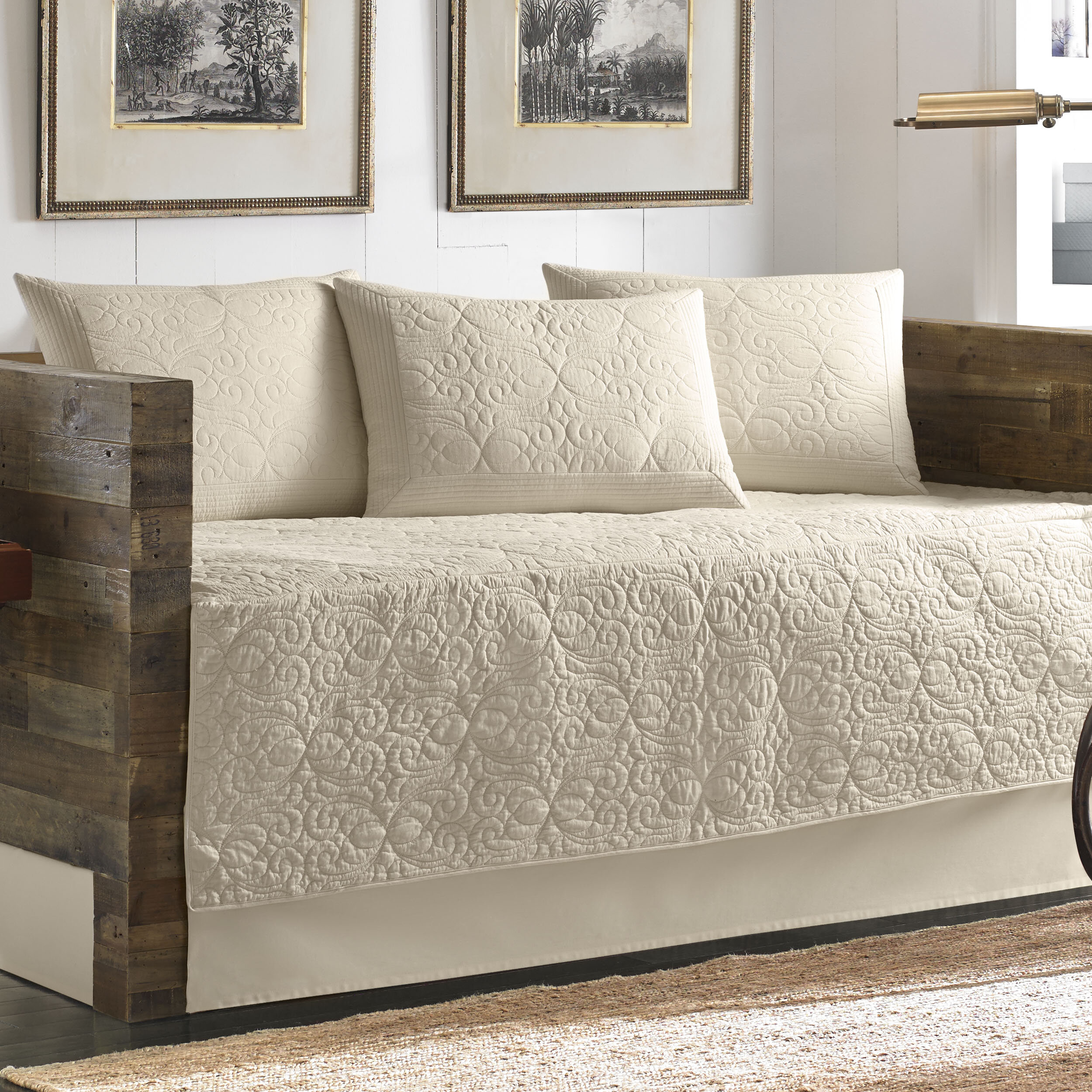 Tommy Bahama Home Nassau 5 Piece Daybed Cover Set by Tommy Bahama ...