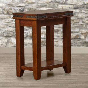 Compare Nashoba End Table by Loon Peak