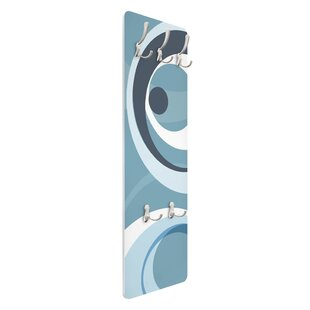 Watching You Wall Mounted Coat Rack By Symple Stuff