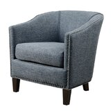 Stansbury Barrel Chair by Alcott Hill