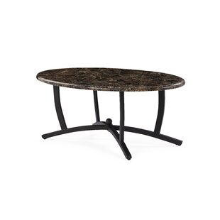 Top Murrell Leg Coffee Table By Winston Porter