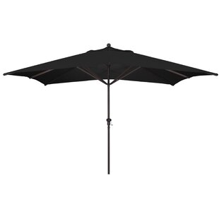 Darby Home Co Chase 11' X 8' Rectangular Market Umbrella