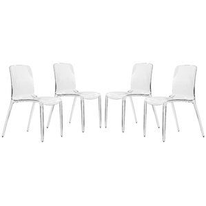 Maryln Side Chair (Set of 4) by Orren Ellis