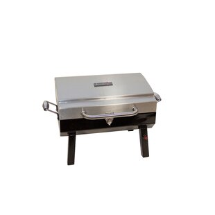 Char-Broil Deluxe 1 Burner Portable Propane Gas Grill