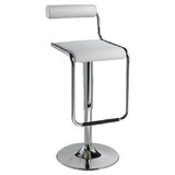 Mediouna Swivel Adjustable Height Bar Stool by Orren Ellis