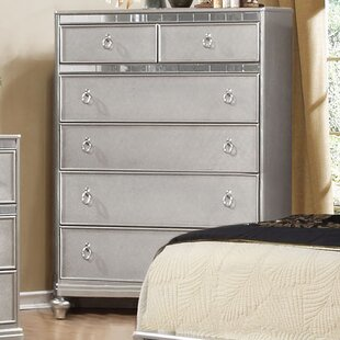 Rosdorf Park Bremerton 6 Drawer Chest