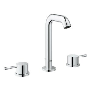 Essence New Double Handle Deck Mounted Tub Faucet