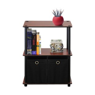 Johns Standard Bookcase by Rebrilliant
