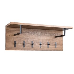Lowe Wall Mounted Coat Rack By Union Rustic