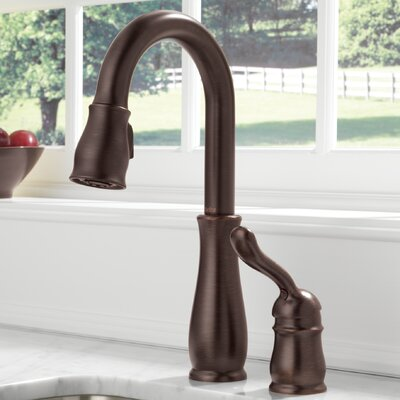 Find The Perfect Venetian Bronze High Arc Kitchen Faucets