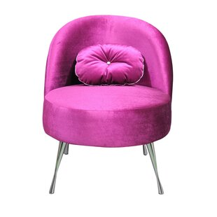 Glamour Cocktail Chair By Happy Barok