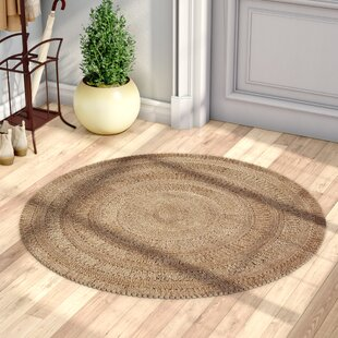 Parkwoods Jute Natural Area Rug by Laurel Foundry Modern Farmhouse
