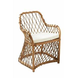 Dune Deck Garden Chair With Cushion By Riviera Maison
