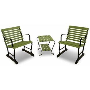 Ivy Terrace Vintage 3-Piece Seating Set