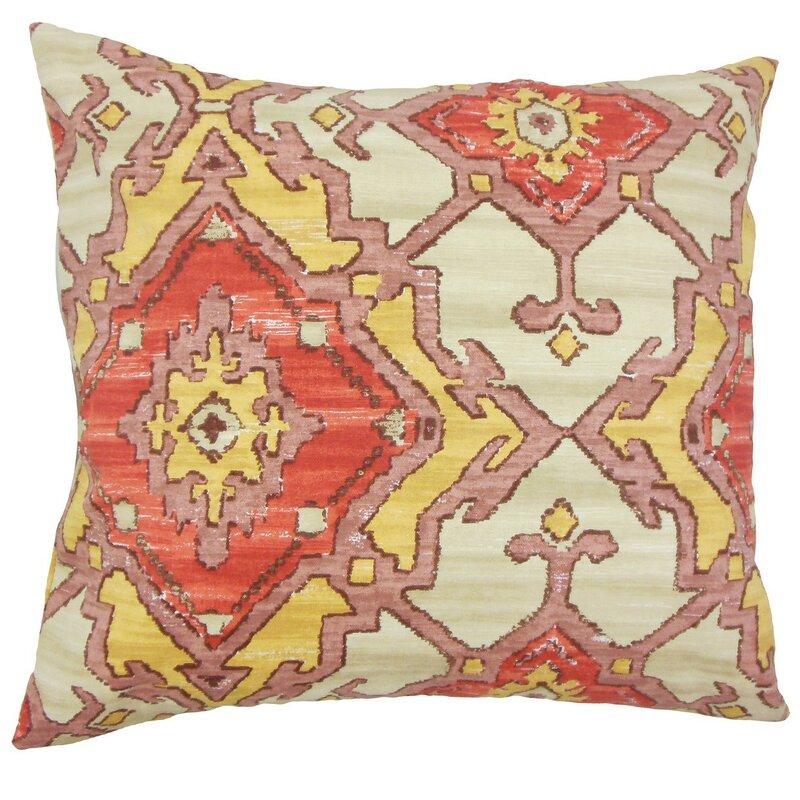 The Pillow Collection Illica Moorish Throw Pillow Cover