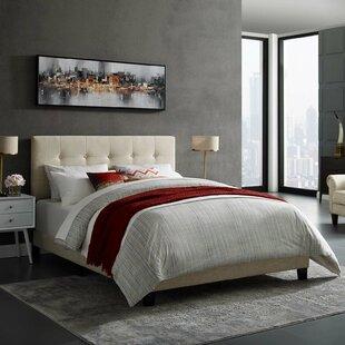Mei Tufted Low Profile Standard Bed