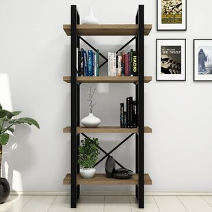 Cleve Bookcase By Ebern Designs