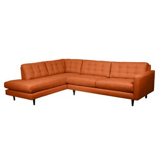 Loni M Designs Mid-Century Sectional