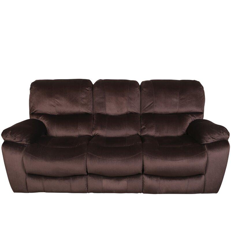 Ordinaire Carraton 3 Seats Reclining Sofa