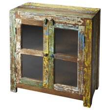 Nassirah Display Cabinet by Bungalow Rose