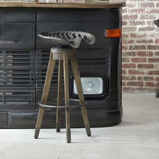 Boone Linville Farm Swivel Bar Stool