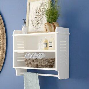 Beachcrest Home Luetta Wall Shelf