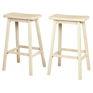 Affordable Wooden 30 Bar Stool (Set of 2) by Gracie Oaks Reviews (2019) & Buyer's Guide