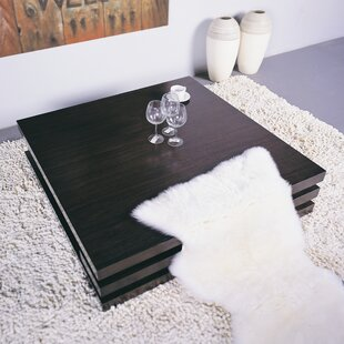 Contempo Coffee Table by Hokku Designs