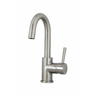 Virtu USA Lithios Single Hole Kitchen Faucet