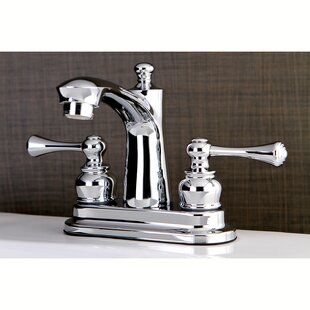 Kingston Brass VintageCenterset Lavatory Faucet with Drain Assembly Image