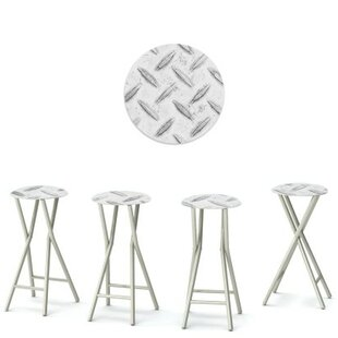 Urban 30'' Patio Bar Stool (Set of 4)