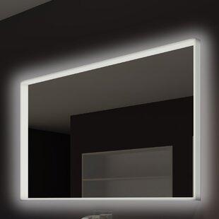 Acrylic Illuminated Bathroom / Vanity Mirror ByParis Mirror