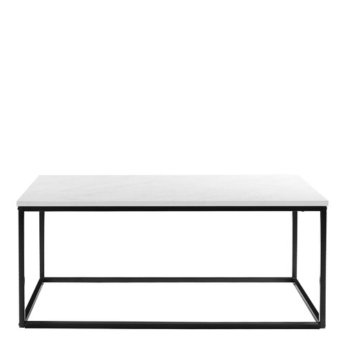 Anna Coffee Table Zipcode Design Finish: Marble
