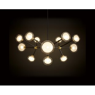 Oggetti Tooy Nabila 12-Light Chandelier