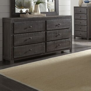 Sedgefield 6 Drawer Double Dresser