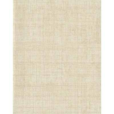 Gracie Oaks Home Spun Wallpaper Colour: Beige